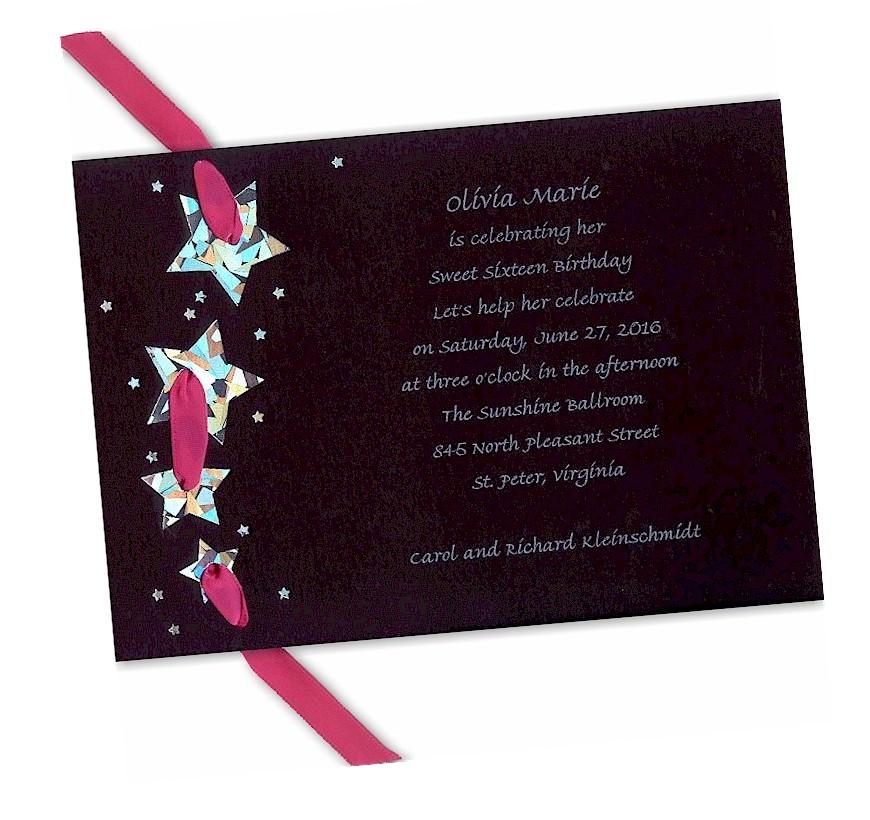 Js Prom Invitation Card Designs is amazing invitations design