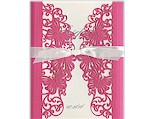 Brilliant  Butterflies<BR>Quinceanera Invitation