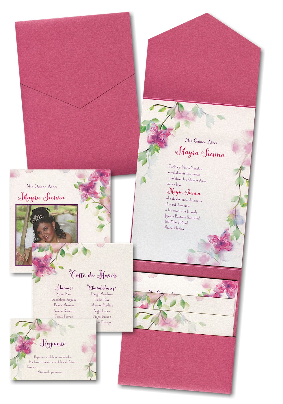 Wedding Invitations With Butterflies for amazing invitations template