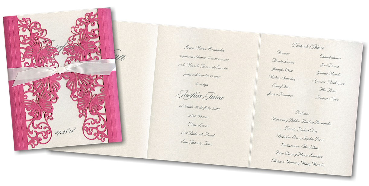 Quince Invitations Ideas was luxury invitation example