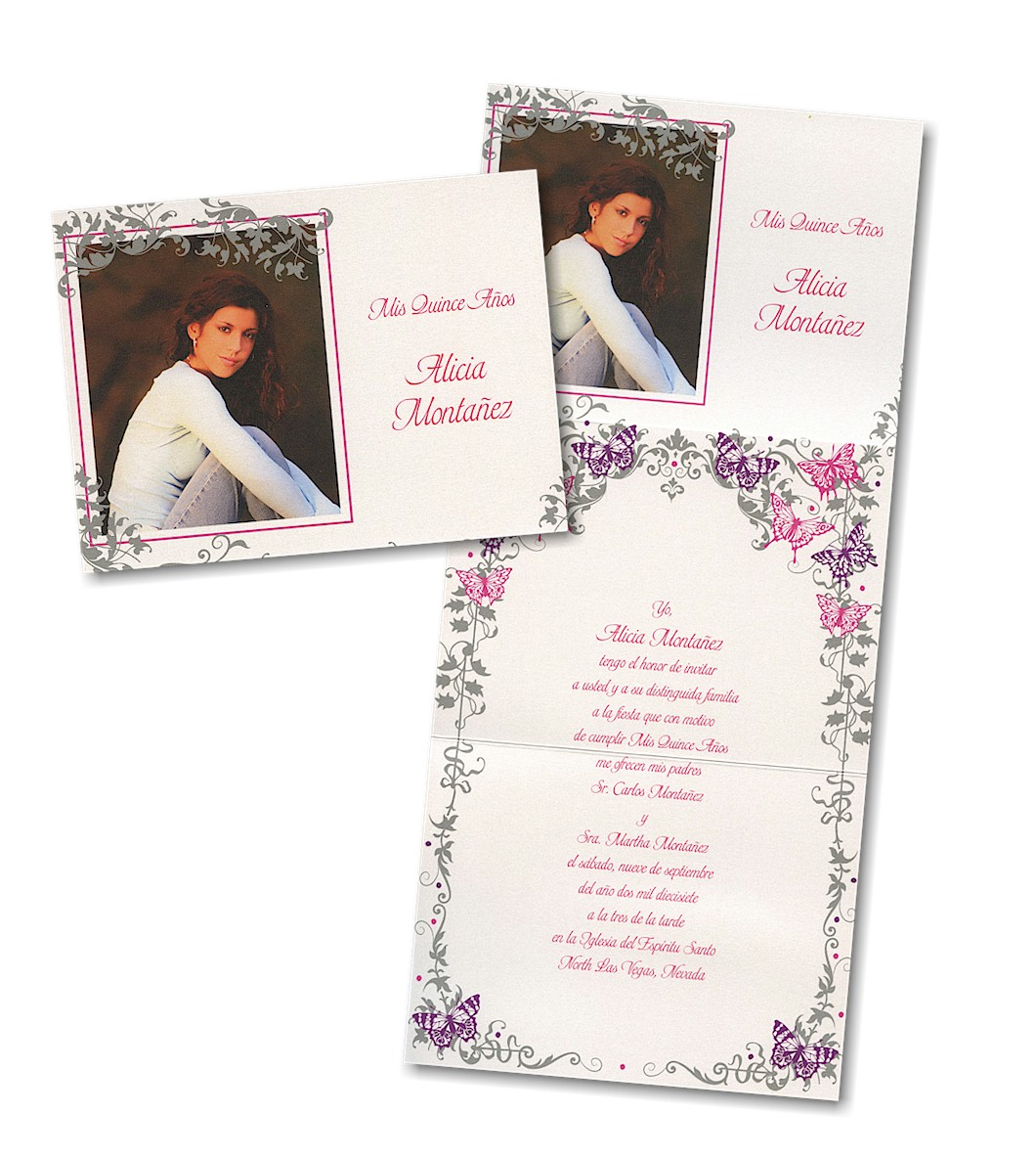 Invitations Quinceanera was awesome invitation template