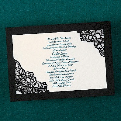 Quince Invitations Ideas with good invitations sample